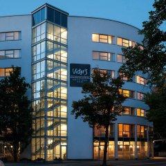 Victor's Residenz-Hotel Berlin Tegel вид на фасад фото 2
