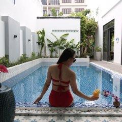 Отель Volar Homestay Хойан бассейн