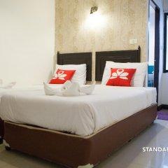 Отель Zen Rooms Basic Phra Athit Бангкок комната для гостей фото 2