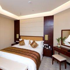 Гостиница Пекин Палас Soluxe Astana Казахстан, Нур-Султан - 4 отзыва об отеле, цены и фото номеров - забронировать гостиницу Пекин Палас Soluxe Astana онлайн комната для гостей фото 3