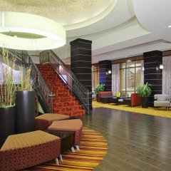 Отель Hampton Inn & Suites Columbus - Downtown гостиничный бар