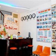 Отель Starfish Hotel Nha Trang Вьетнам, Нячанг - отзывы, цены и фото номеров - забронировать отель Starfish Hotel Nha Trang онлайн интерьер отеля