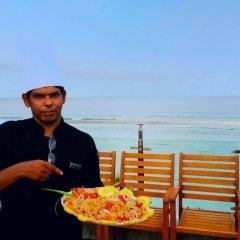 Отель Vista Beach Retreat Мальдивы, Мале - отзывы, цены и фото номеров - забронировать отель Vista Beach Retreat онлайн питание фото 2