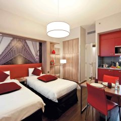 Отель Aparthotel Adagio Brussels Grand Place комната для гостей фото 2