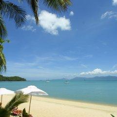 Отель Anantara Lawana Koh Samui Resort Самуи пляж