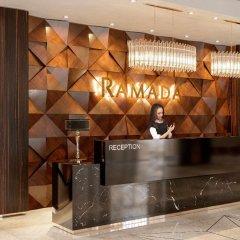 Отель Ramada and Suites by Wyndham Yerevan интерьер отеля