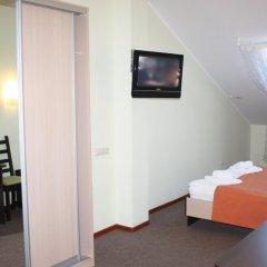 Гостиница Ирис комната для гостей фото 4