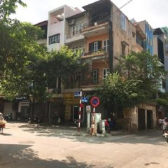 Azumaya Hotel Linh Lang парковка