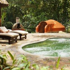 Отель The Lodge at Pico Bonito бассейн фото 2