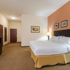 Отель Holiday Inn Express and Suites Lafayette East комната для гостей фото 4