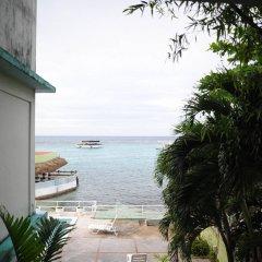 Отель Ocean Sands пляж