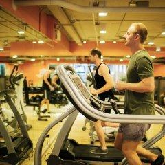 Отель The Kee Resort & Spa фитнесс-зал фото 4