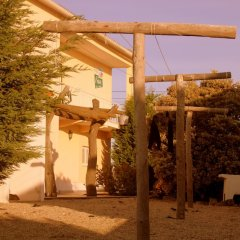 Almagreira Surf Hostel вид на фасад