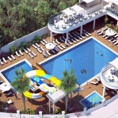 Отель Palm World Resort & Spa Side - All Inclusive Сиде с домашними животными