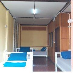 Отель Santo House Таиланд, Бангкок - отзывы, цены и фото номеров - забронировать отель Santo House онлайн комната для гостей фото 2