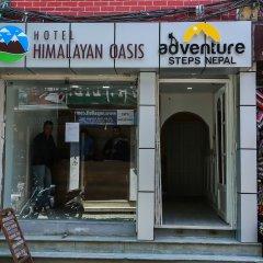 Отель Himalayan Oasis Непал, Катманду - отзывы, цены и фото номеров - забронировать отель Himalayan Oasis онлайн вид на фасад