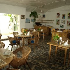 Отель San San Tropez Ямайка, Порт Антонио - отзывы, цены и фото номеров - забронировать отель San San Tropez онлайн питание фото 3