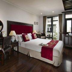 Отель Au Coeur dHanoi Boutique Hotel Вьетнам, Ханой - отзывы, цены и фото номеров - забронировать отель Au Coeur dHanoi Boutique Hotel онлайн комната для гостей фото 5