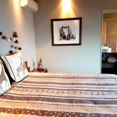 Отель Villa Manatea - Moorea Французская Полинезия, Папеэте - отзывы, цены и фото номеров - забронировать отель Villa Manatea - Moorea онлайн комната для гостей фото 5