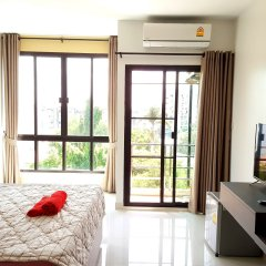 Отель The All 24 Luxury Residence Бангкок комната для гостей фото 4