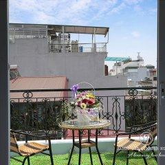 Отель Hanoi Old Quarter Hostel Вьетнам, Ханой - отзывы, цены и фото номеров - забронировать отель Hanoi Old Quarter Hostel онлайн балкон