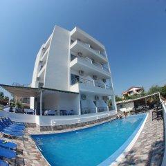 Отель Piramida Албания, Ксамил - отзывы, цены и фото номеров - забронировать отель Piramida онлайн бассейн