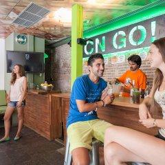 Urbany Hostel Bcn Go! Барселона гостиничный бар