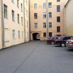 Отель Меблированные комнаты Второй Дом Санкт-Петербург парковка