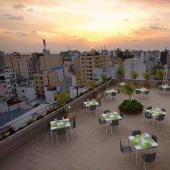 Champa Central Hotel балкон