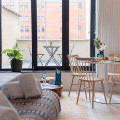 Апартаменты Sweet inn Apartment - Luxembourg Брюссель интерьер отеля