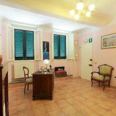 Отель Sampaoli Италия, Флоренция - отзывы, цены и фото номеров - забронировать отель Sampaoli онлайн интерьер отеля