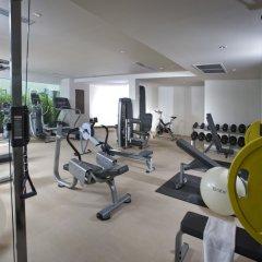 Отель Serenity Resort & Residences Phuket фитнесс-зал