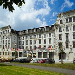 Отель Clarion Grand Zlaty Lev Либерец фото 4