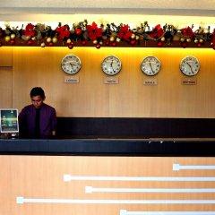 Отель The Ritz Hotel at Garden Oases Филиппины, Давао - отзывы, цены и фото номеров - забронировать отель The Ritz Hotel at Garden Oases онлайн интерьер отеля