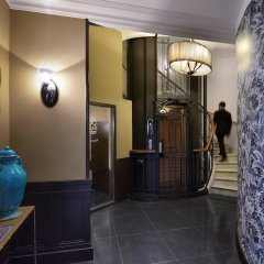 Hotel L'Echiquier Opéra Paris MGallery by Sofitel интерьер отеля фото 2