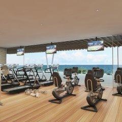 Отель Solaz A Luxury Collection фитнесс-зал