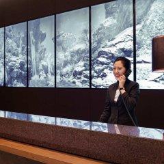 Отель Courtyard by Marriott Seoul Namdaemun Южная Корея, Сеул - отзывы, цены и фото номеров - забронировать отель Courtyard by Marriott Seoul Namdaemun онлайн интерьер отеля фото 3