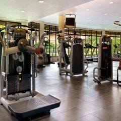 Отель Hilton Sanya Yalong Bay Resort & Spa фитнесс-зал фото 2