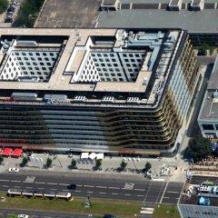 Отель Ramada Hotel Berlin-Alexanderplatz Германия, Берлин - 1 отзыв об отеле, цены и фото номеров - забронировать отель Ramada Hotel Berlin-Alexanderplatz онлайн городской автобус