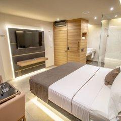 Отель Heat Suites - Adults Only сауна