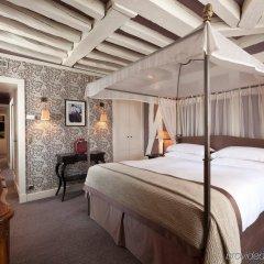 Отель Le Pavillon de la Reine Франция, Париж - отзывы, цены и фото номеров - забронировать отель Le Pavillon de la Reine онлайн комната для гостей фото 4