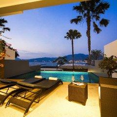 Отель Seductive Sunset Villa Patong A2 бассейн