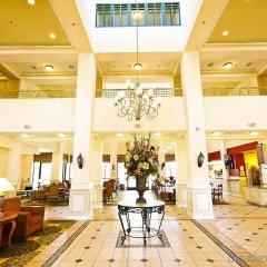 Отель Hilton Garden Inn Los Angeles Montebello Монтебелло интерьер отеля