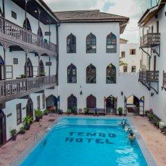 Annex of Tembo hotel бассейн