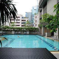 Отель Bliston Suwan Park View Таиланд, Бангкок - отзывы, цены и фото номеров - забронировать отель Bliston Suwan Park View онлайн бассейн фото 3