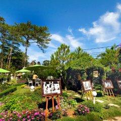 Отель Cadasa Resort Dalat Вьетнам, Далат - 1 отзыв об отеле, цены и фото номеров - забронировать отель Cadasa Resort Dalat онлайн помещение для мероприятий