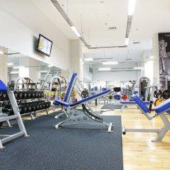 Арк Палас Отель фитнесс-зал фото 3