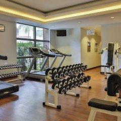 Отель Swissotel Merchant Court Singapore фитнесс-зал фото 3