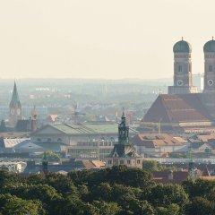 The Rilano Hotel Muenchen Мюнхен приотельная территория