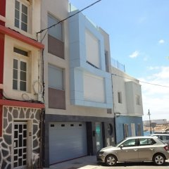 Отель Apartamento El Bufadero By Canariasgetaway парковка